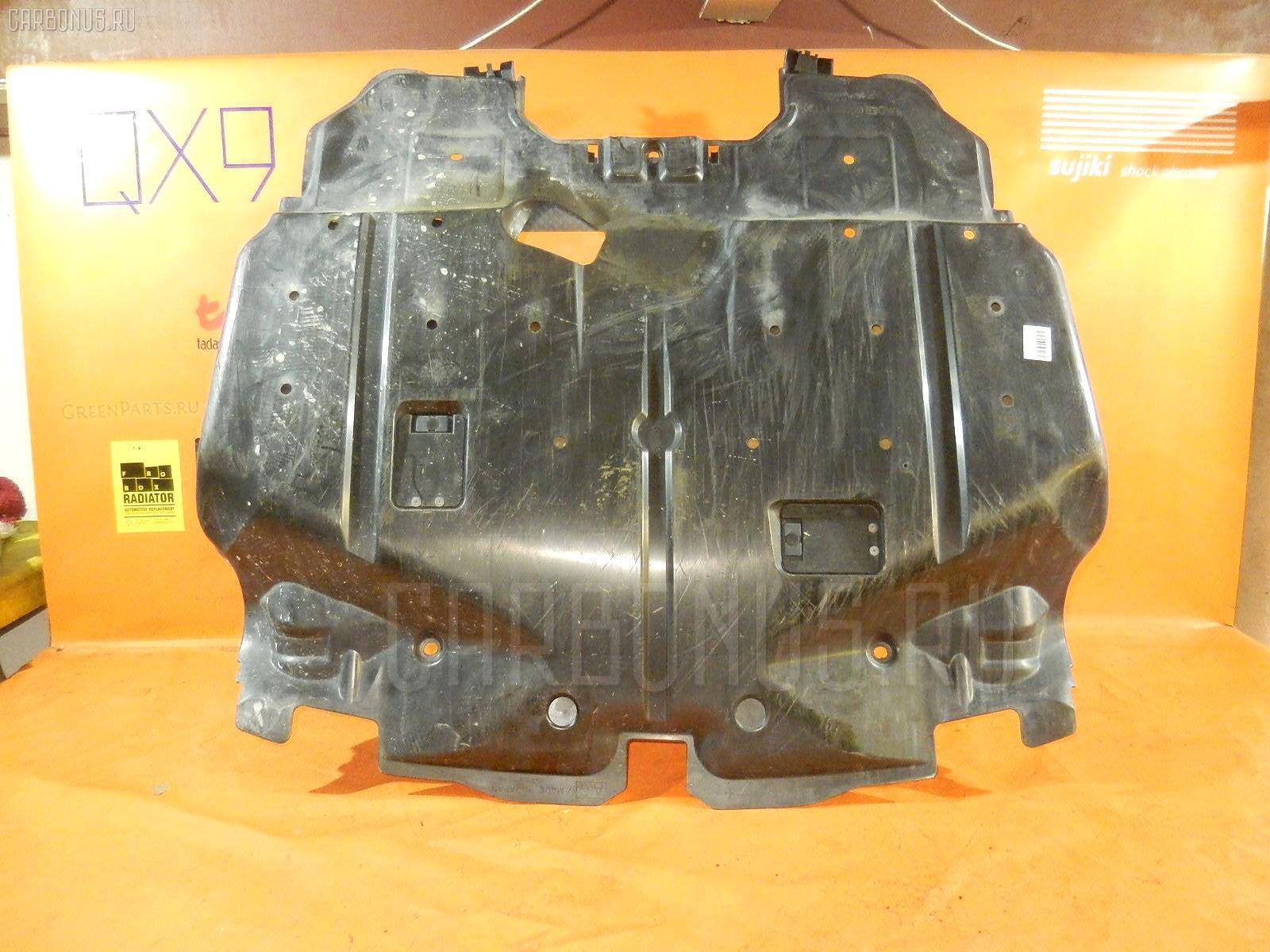Защита двигателя SUBARU LEGACY WAGON BP5 EJ20. Фото 6