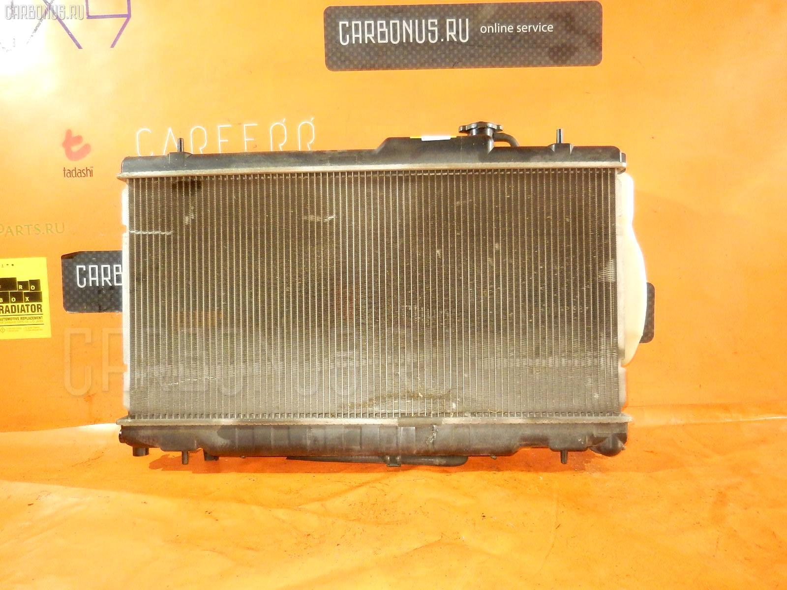 Радиатор ДВС SUBARU LEGACY WAGON BH5 EJ204. Фото 3