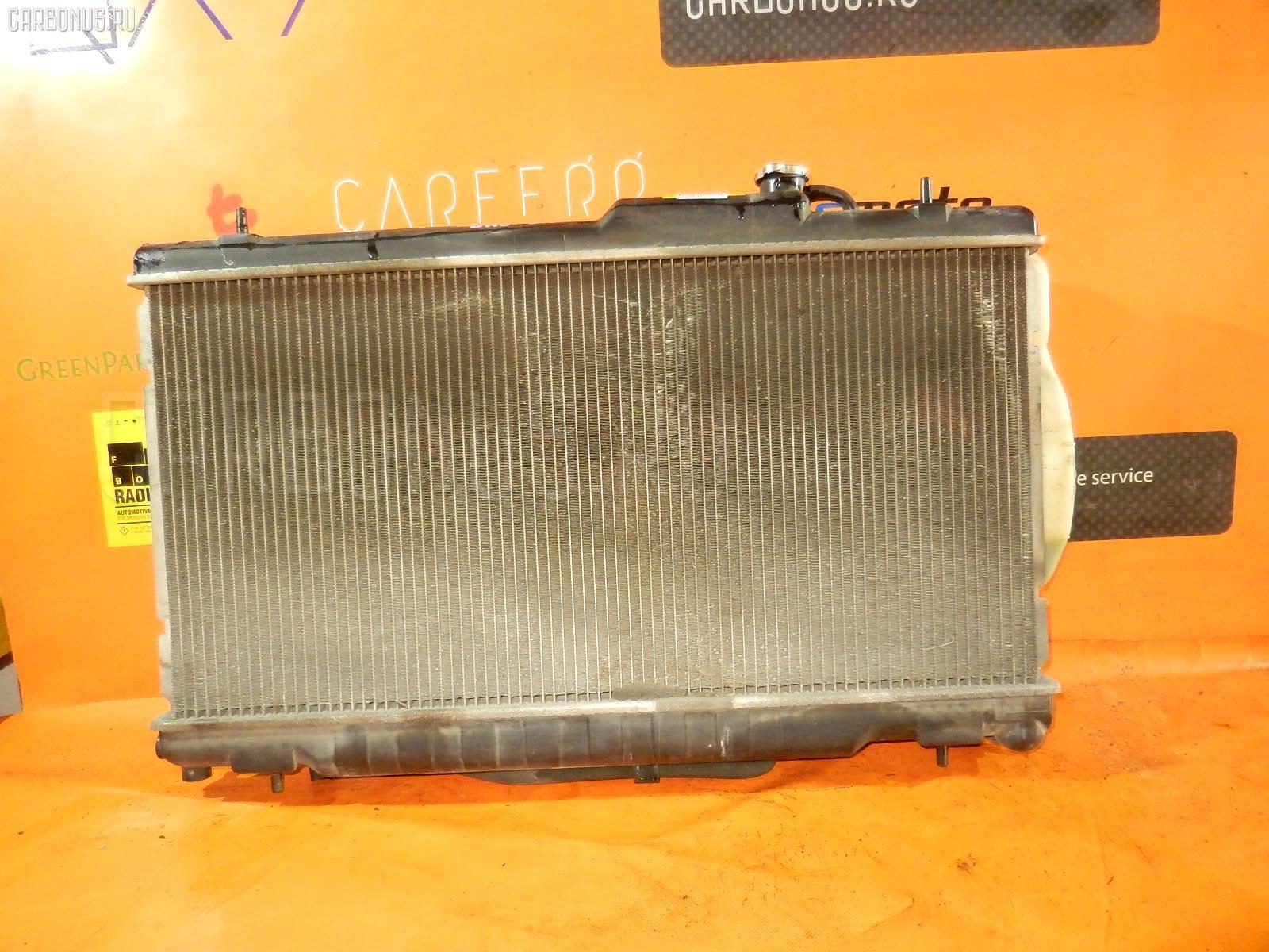 Радиатор ДВС SUBARU LEGACY WAGON BH5 EJ202. Фото 5