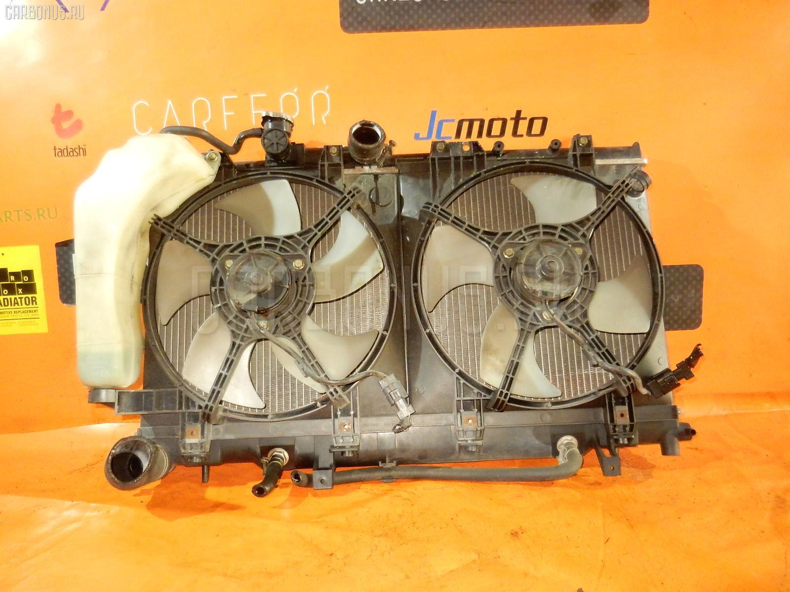 Радиатор ДВС SUBARU LEGACY WAGON BH5 EJ202. Фото 4