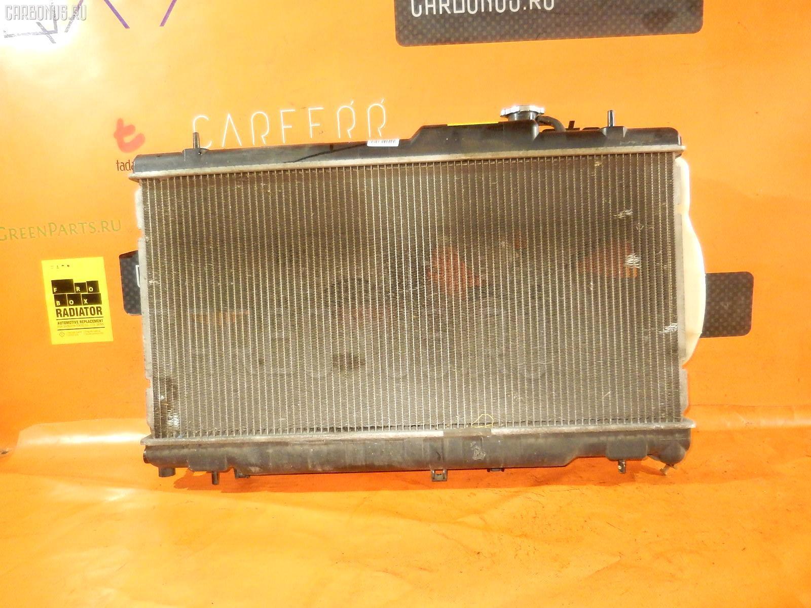 Радиатор ДВС SUBARU LEGACY WAGON BH5 EJ204. Фото 4