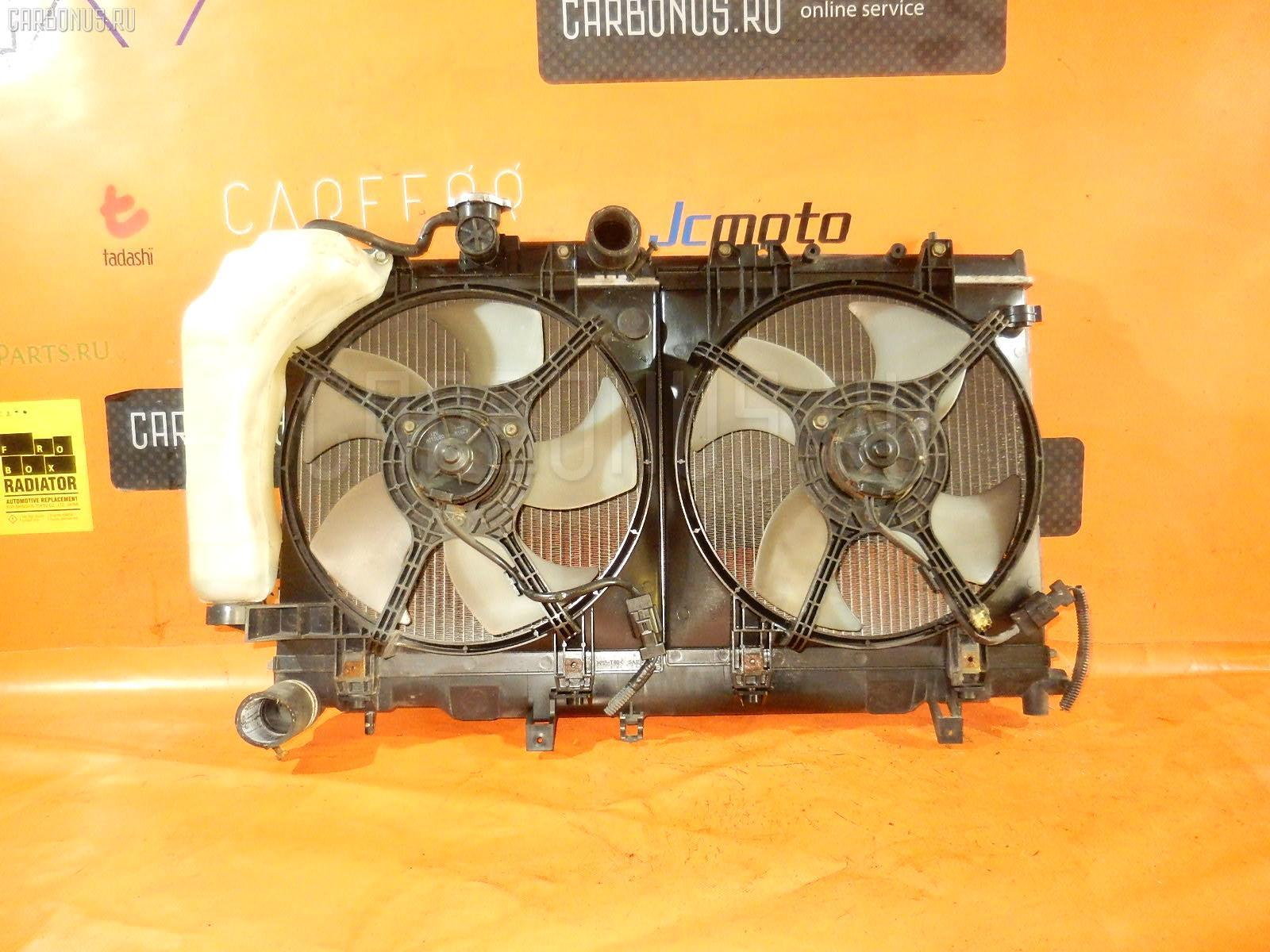Радиатор ДВС SUBARU LEGACY WAGON BH5 EJ204. Фото 5