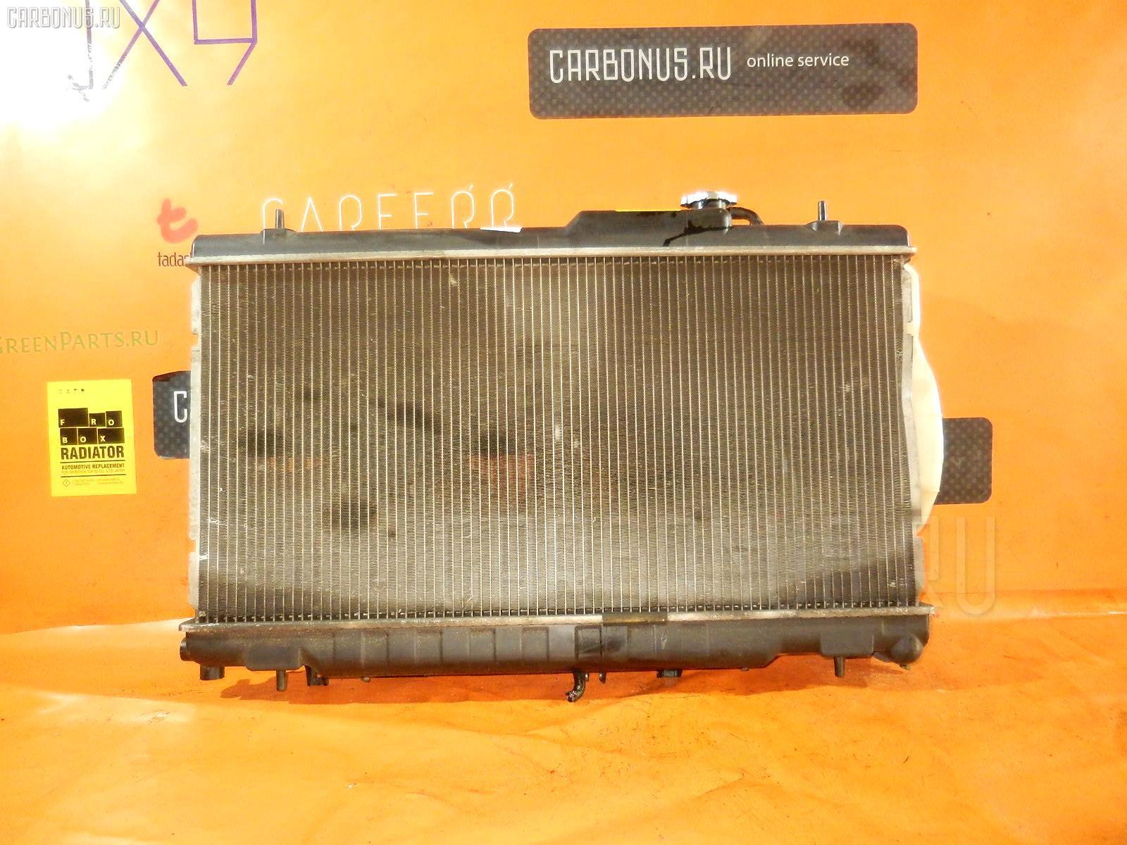 Радиатор ДВС SUBARU LEGACY LANCASTER BH9 EJ254. Фото 10