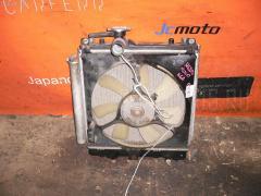 Радиатор ДВС NISSAN MOCO MG21S K6A