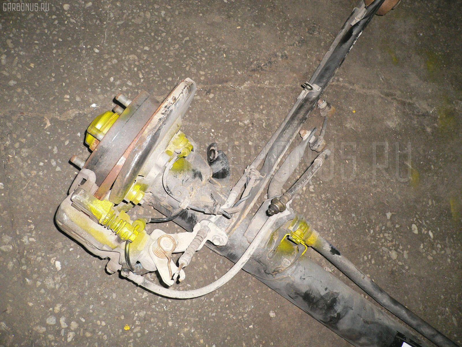 Балка подвески NISSAN PRIMERA TP12 QR20 DE. Фото 3