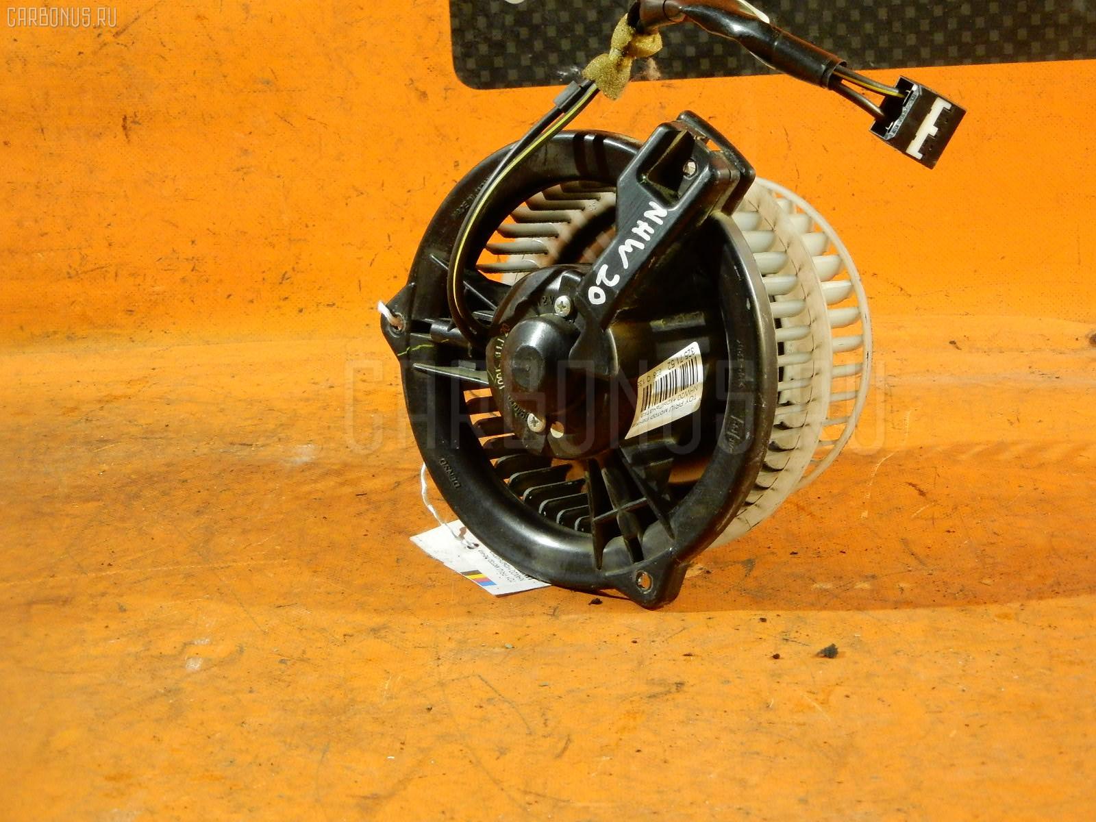 Мотор печки TOYOTA PRIUS NHW20. Фото 2