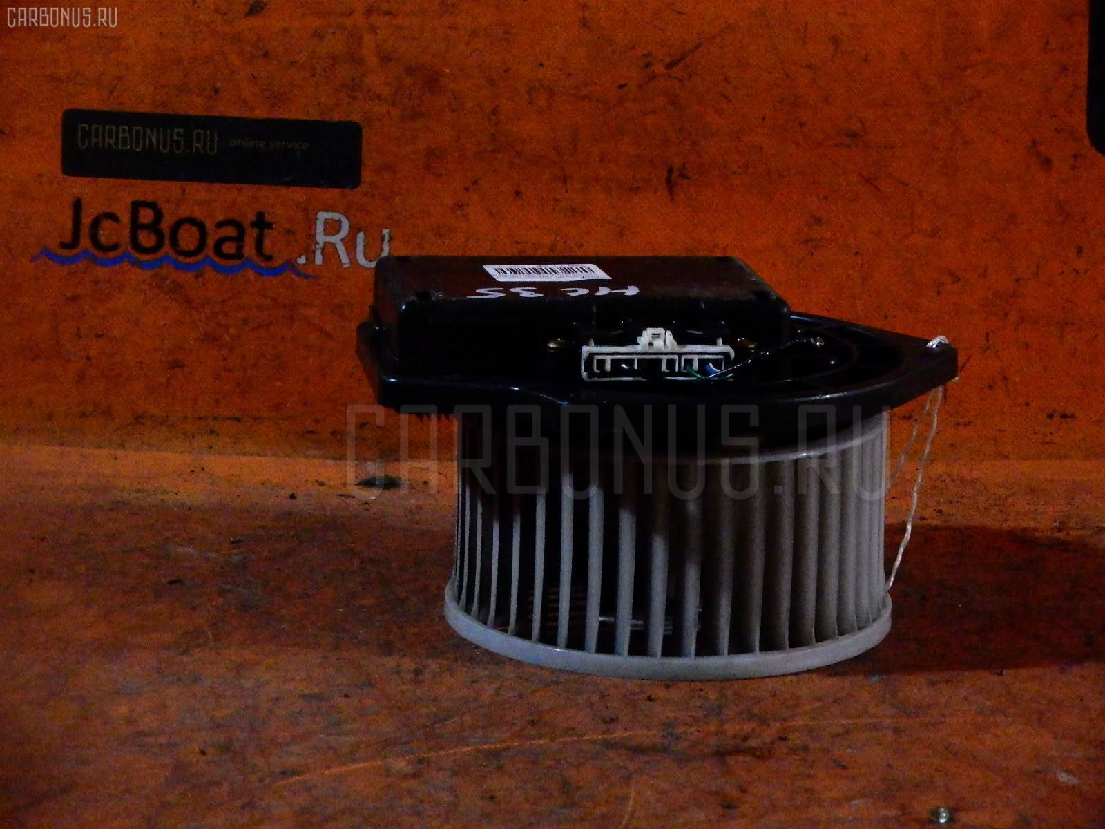 Мотор печки NISSAN LAUREL HC35. Фото 3