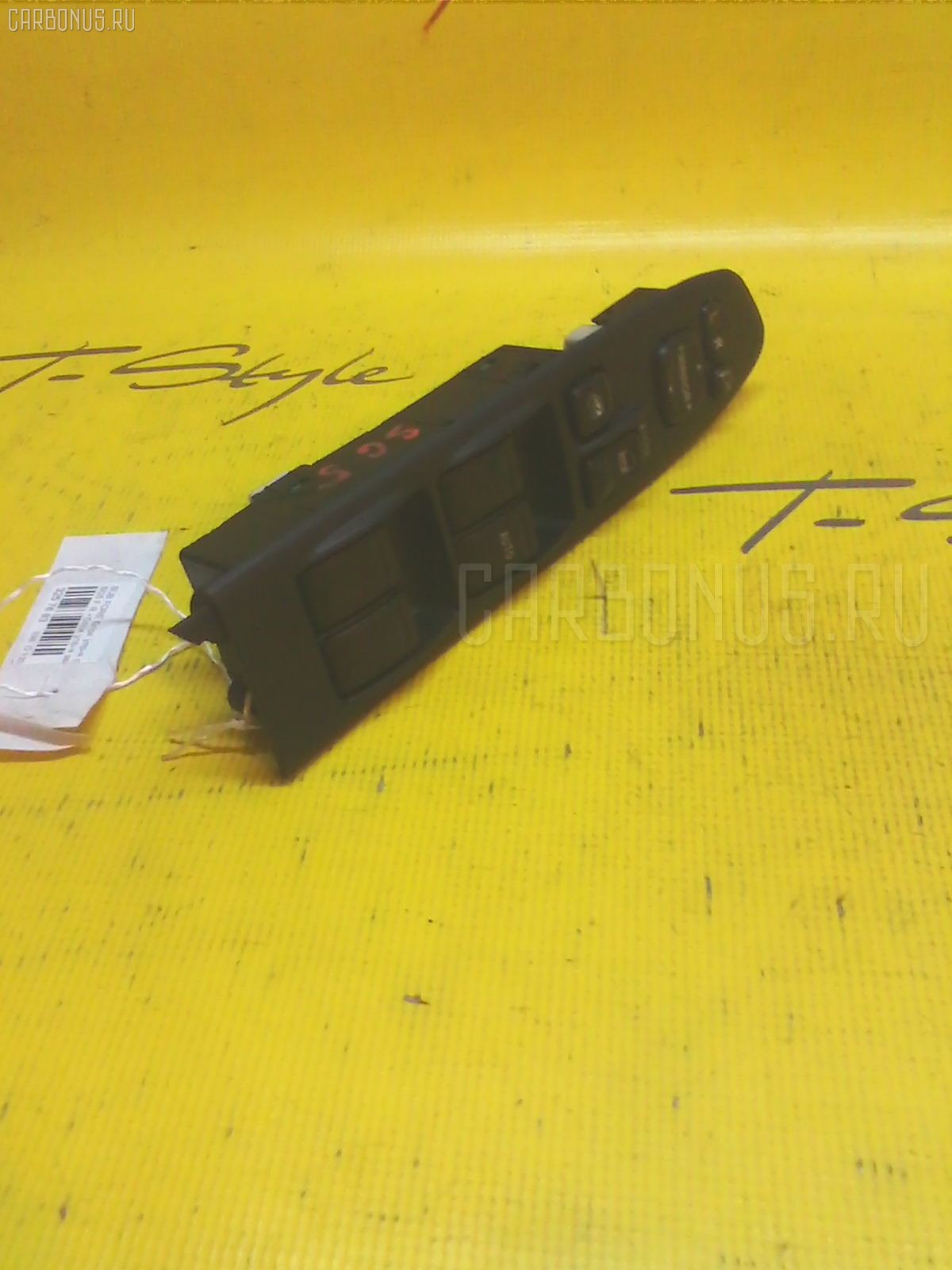 Блок упр-я стеклоподъемниками SUBARU FORESTER SG5. Фото 5