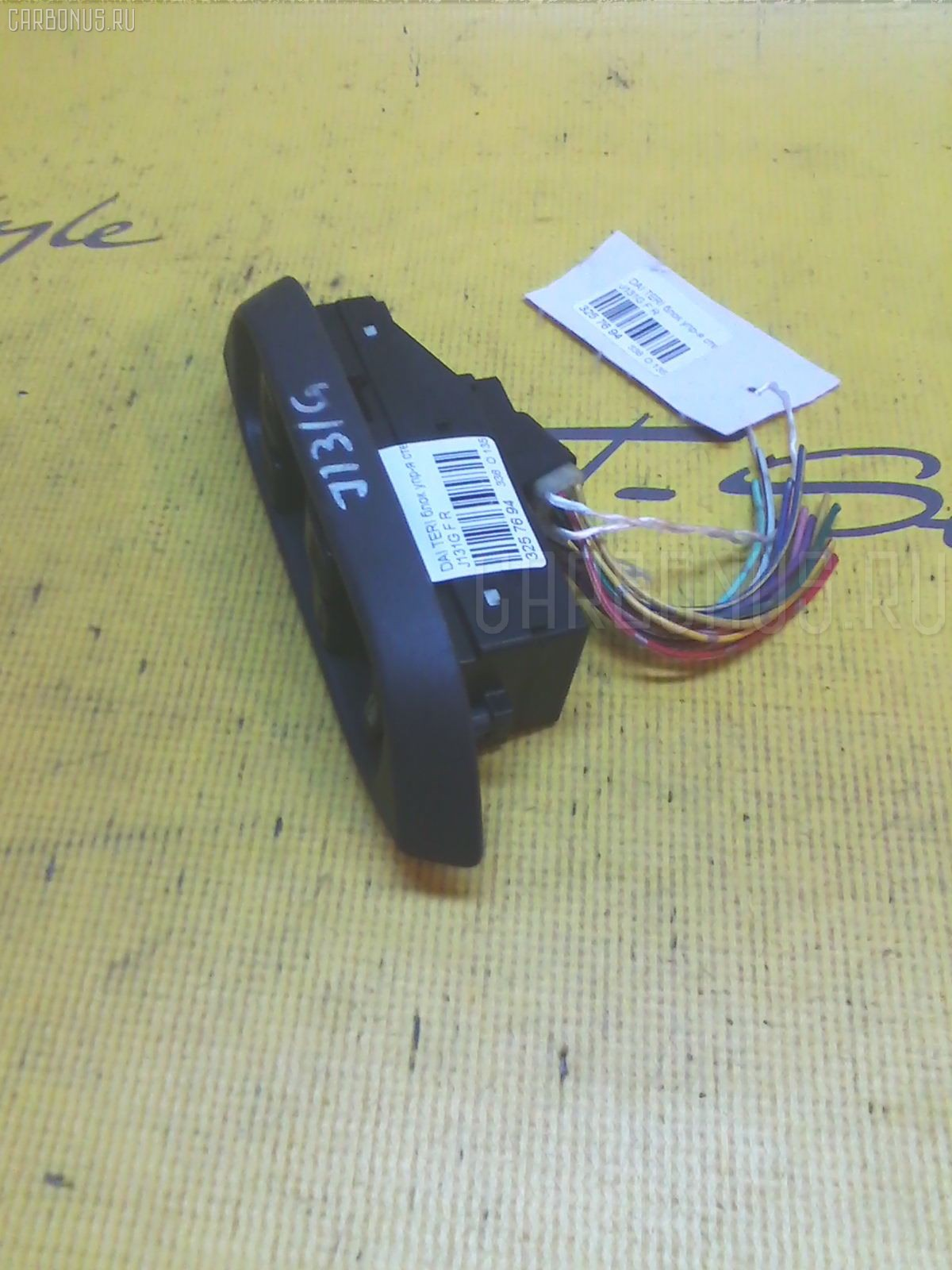 Блок упр-я стеклоподъемниками DAIHATSU TERIOS KID J131G. Фото 3