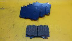 Тормозные колодки TOYOTA LAND CRUISER UZJ100 TOYOTA 04465-60340 Переднее
