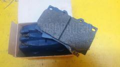 Тормозные колодки TOYOTA LAND CRUISER HDJ101K TOYOTA 04465-60340 Переднее