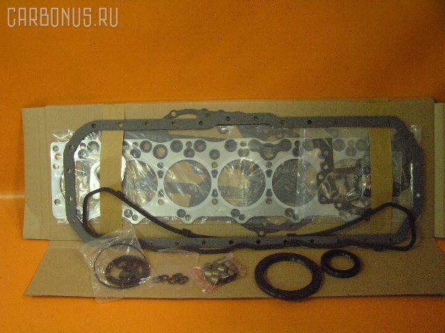 Ремкомплект ДВС ISUZU FORWARD FRR11 6BD1. Фото 1
