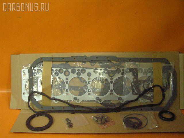 Ремкомплект ДВС ISUZU FORWARD FRR11 6BD1. Фото 3