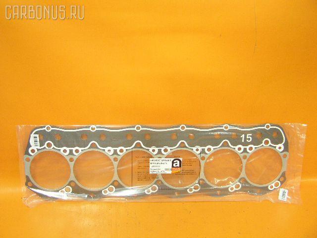 Прокладка под головку ДВС MITSUBISHI FUSO FK516 6D15. Фото 1