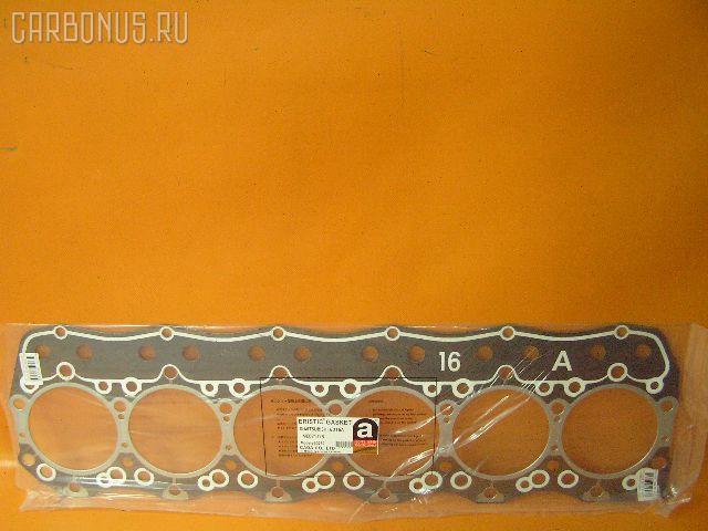 Прокладка под головку ДВС MITSUBISHI FUSO FK618 6D16A. Фото 2