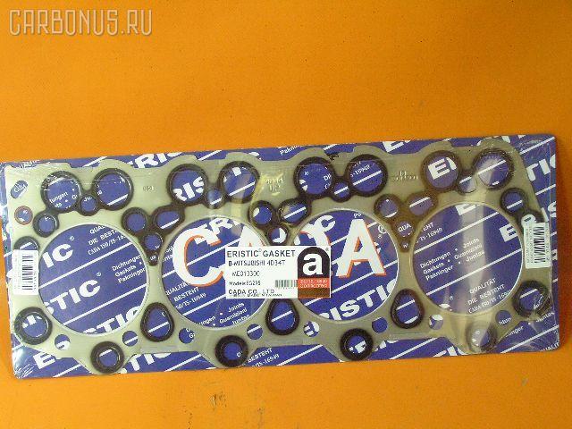 Прокладка под головку ДВС MITSUBISHI CANTER FE649 4D34T. Фото 1