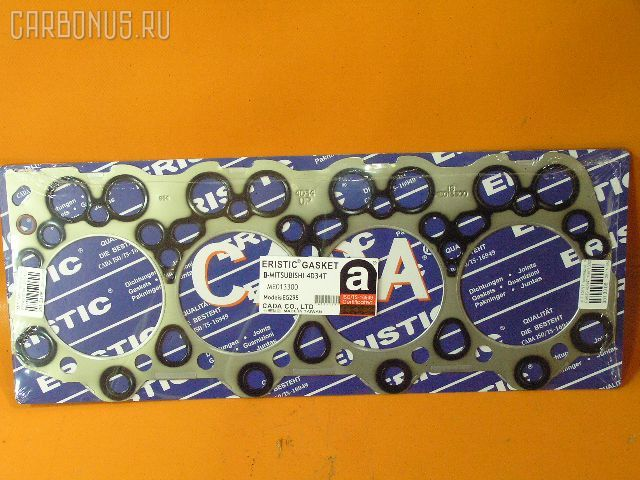 Прокладка под головку ДВС MITSUBISHI CANTER FE649 4D34T. Фото 2