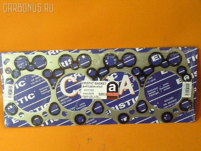Прокладка под головку ДВС MITSUBISHI CANTER FE649 4D34T. Фото 3