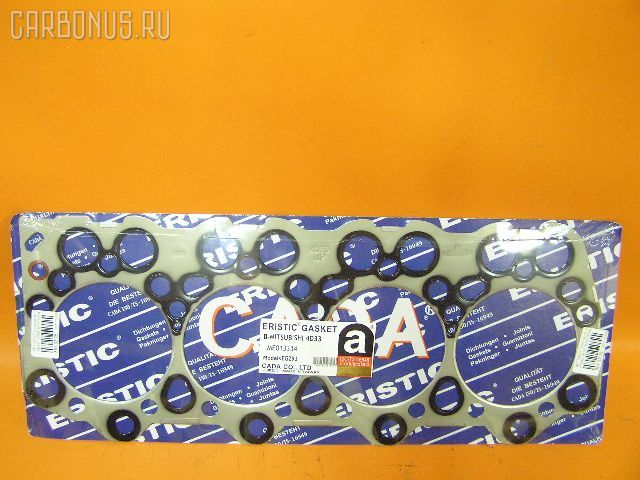 Прокладка под головку ДВС MITSUBISHI CANTER FE567 4D33. Фото 1