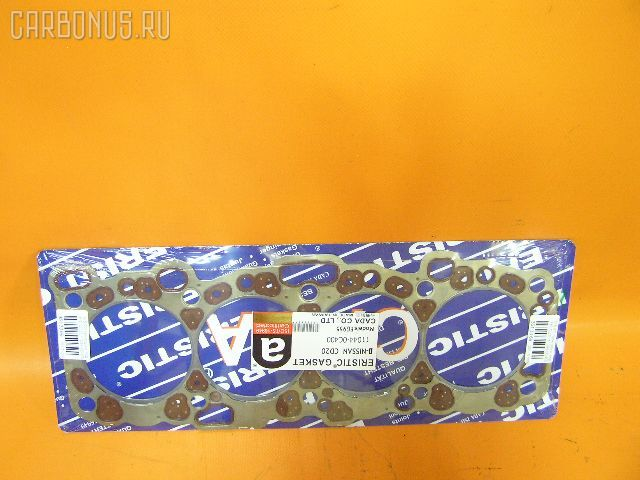 Прокладка под головку ДВС NISSAN AD VAN Y10 CD20. Фото 2