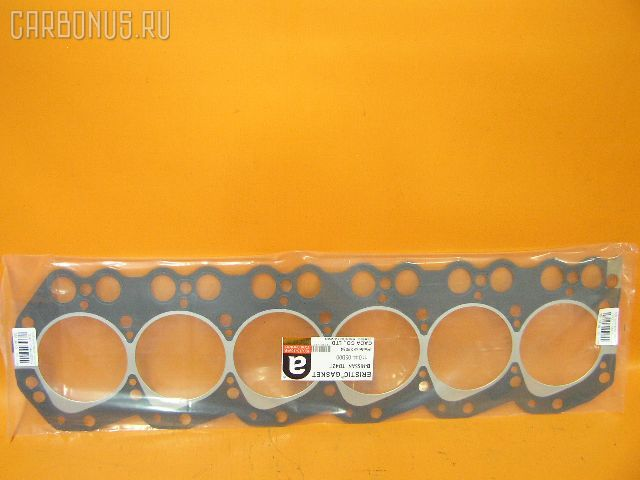 Прокладка под головку ДВС NISSAN TD42T. Фото 4