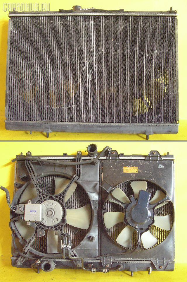 Радиатор ДВС MITSUBISHI CHARIOT GRANDIS N84W 4G64. Фото 6