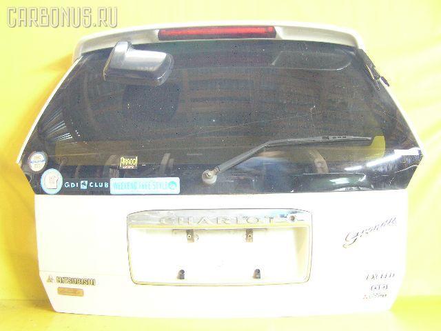 Дверь задняя MITSUBISHI CHARIOT GRANDIS N84W. Фото 3