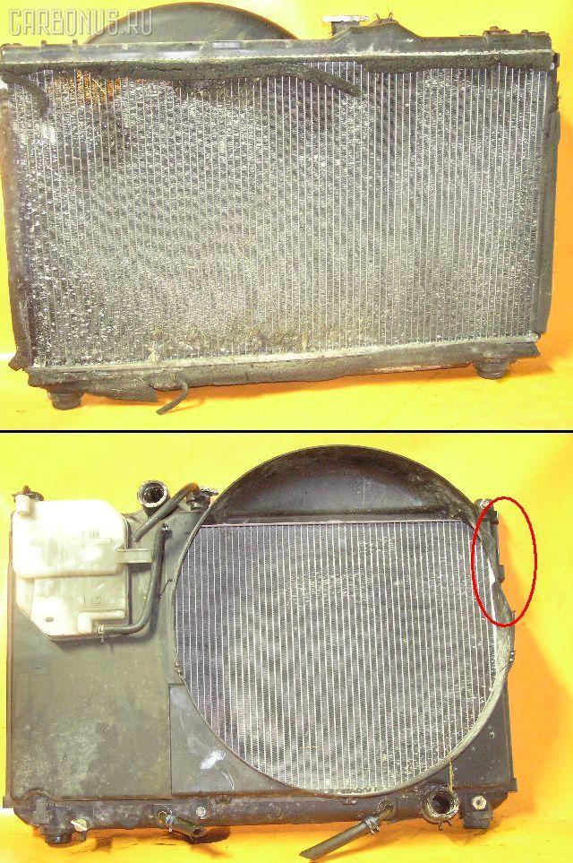 Радиатор ДВС TOYOTA JZX100 1JZ-GE. Фото 11