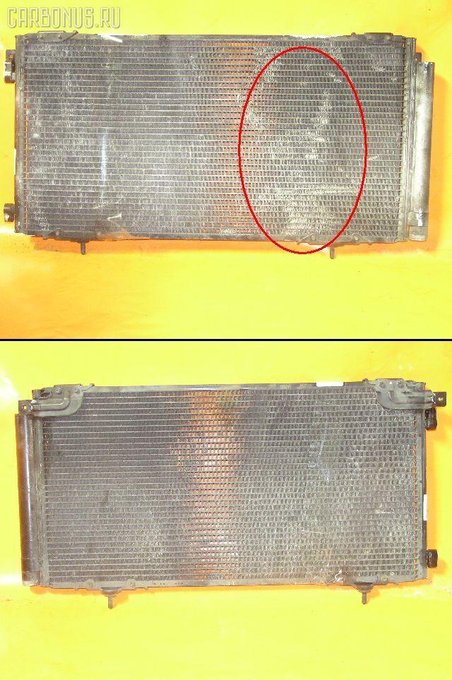 Радиатор кондиционера SUBARU LEGACY BH5. Фото 1
