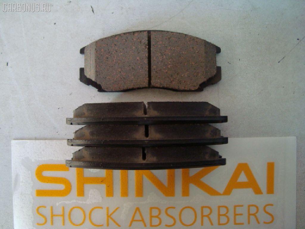 Тормозные колодки DAIHATSU TERIOS J100G. Фото 9