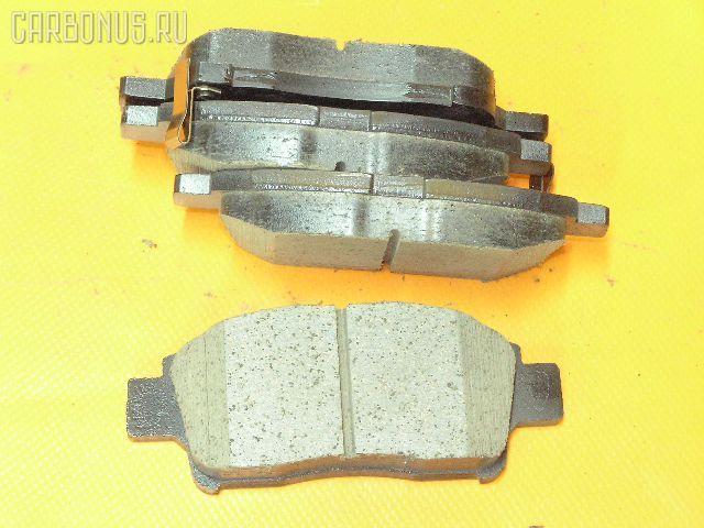 Тормозные колодки TOYOTA VITZ SCP10. Фото 3