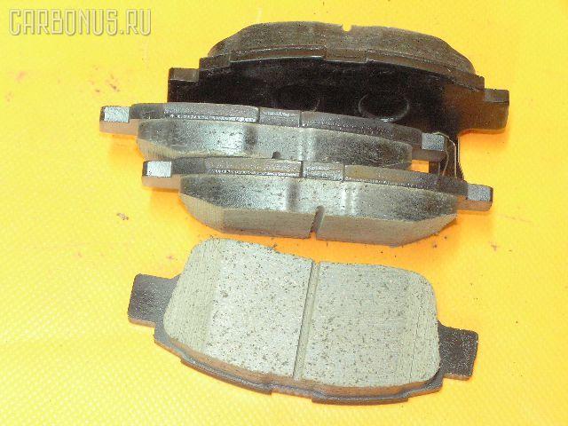 Тормозные колодки TOYOTA VITZ SCP10 1SZ-FE. Фото 4
