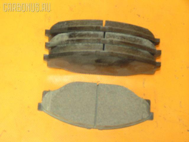 Тормозные колодки TOYOTA HIACE LH100 Фото 1