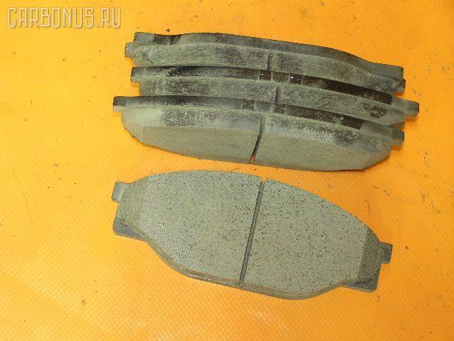 Тормозные колодки TOYOTA HIACE LH100. Фото 10