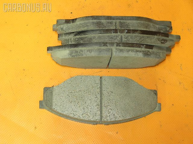 Тормозные колодки TOYOTA HIACE LH100. Фото 11