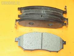 Тормозные колодки NISSAN CEDRIC Y34 SUMITOMO PF-2444 Переднее