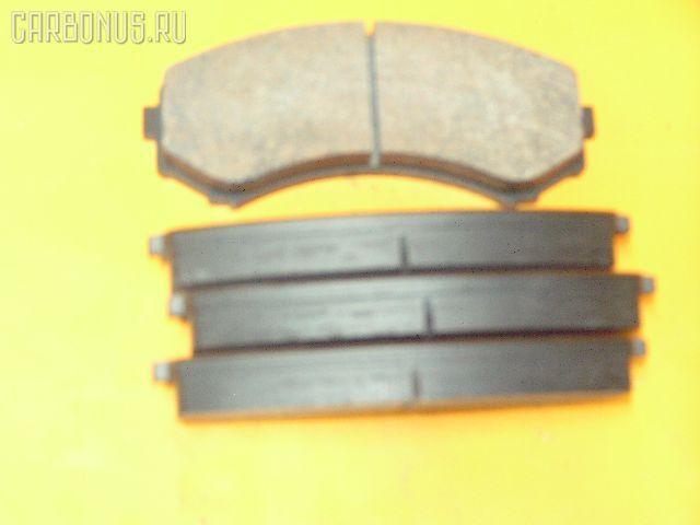 Тормозные колодки MITSUBISHI PAJERO V65W. Фото 5
