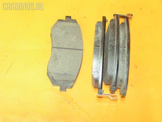 Тормозные колодки SUBARU FORESTER SH5. Фото 4