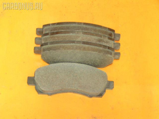 Тормозные колодки SUBARU LEGACY BH5. Фото 2
