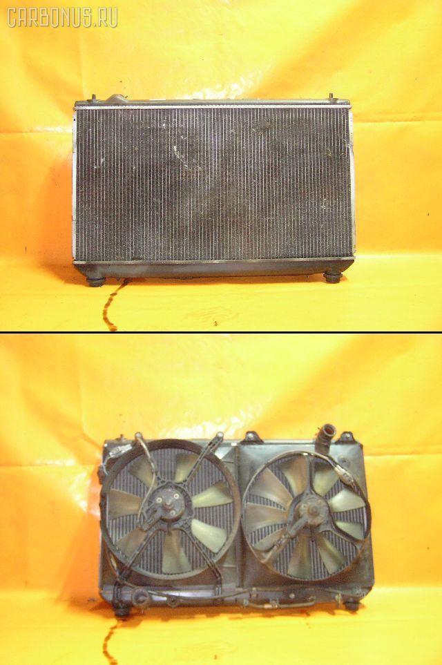 Радиатор ДВС TOYOTA MCV21 2MZ-FE. Фото 2