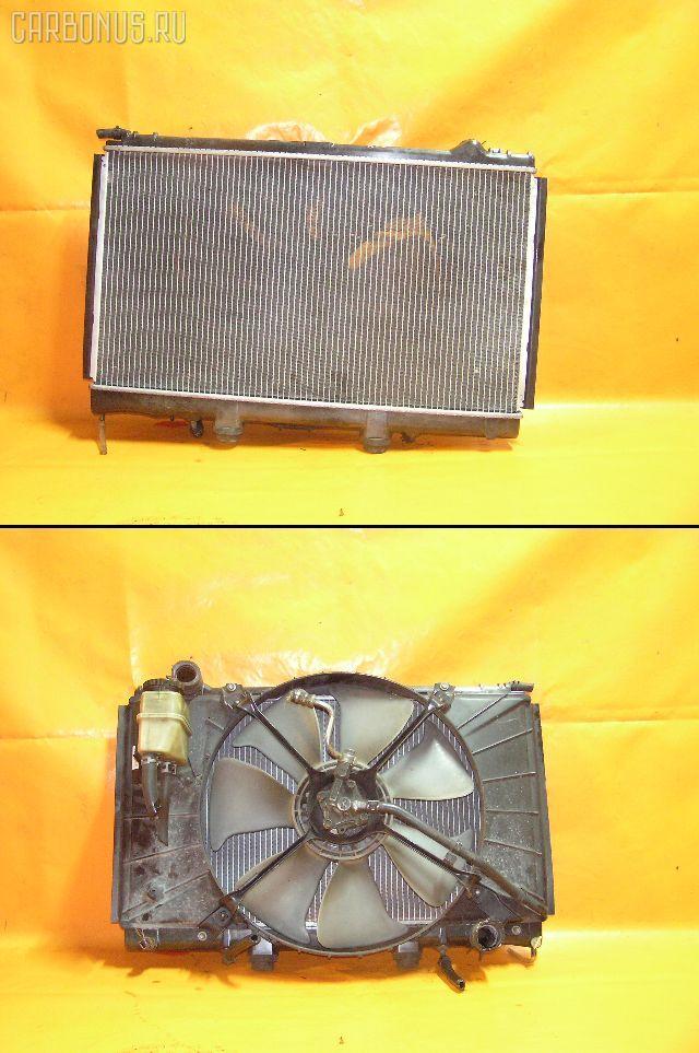 Радиатор ДВС TOYOTA CELSIOR UCF21 1UZ-FE. Фото 6
