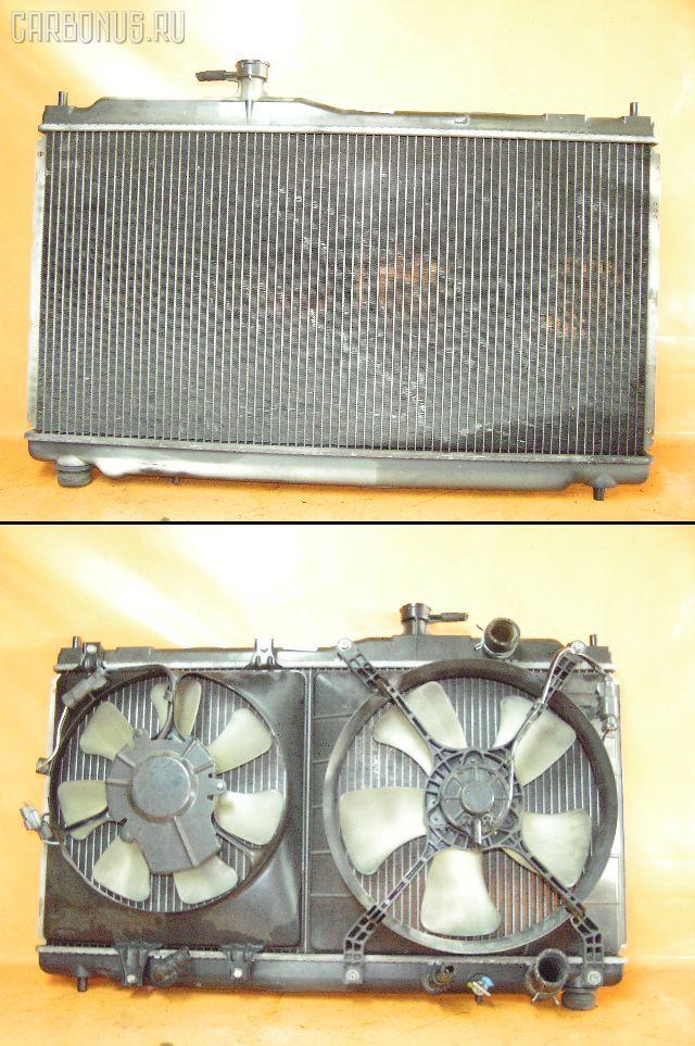 Радиатор ДВС HONDA S-MX RH1 B20B. Фото 9