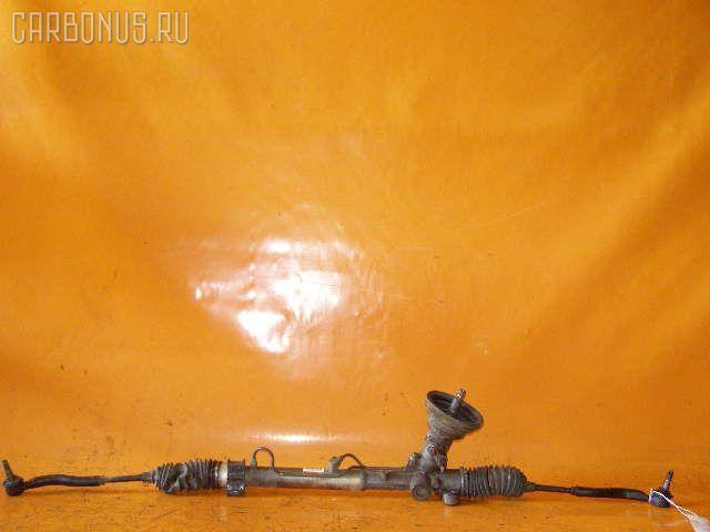 Рулевая рейка TOYOTA VITZ SCP10 1SZ-FE. Фото 6