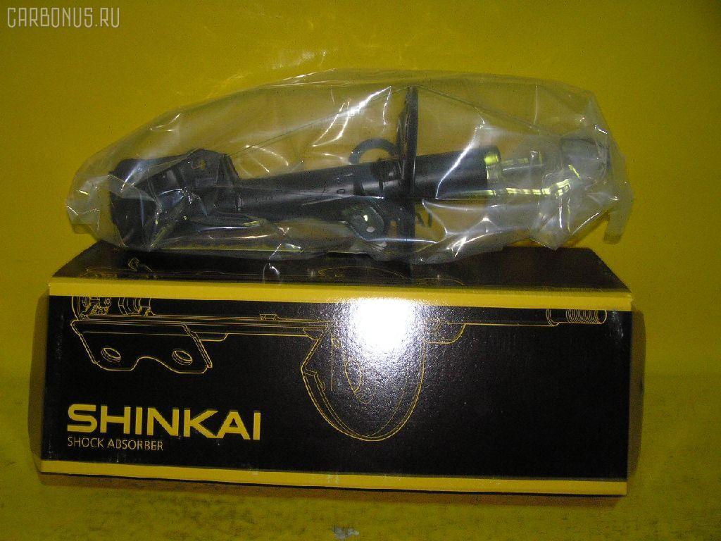 Стойка амортизатора Honda Fit GD1 Фото 1