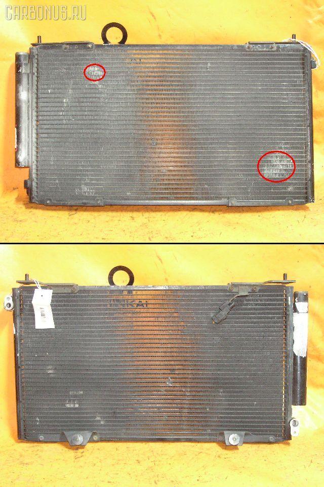 Радиатор кондиционера TOYOTA CALDINA ST215G 3S-FE. Фото 5