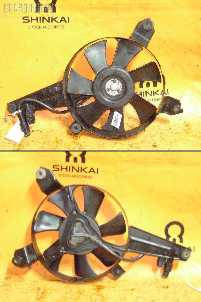 Вентилятор радиатора кондиционера MAZDA MPV LVLR WL-T