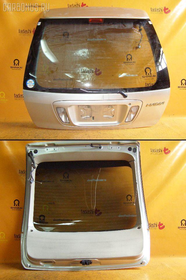 Дверь задняя TOYOTA NADIA SXN10. Фото 11