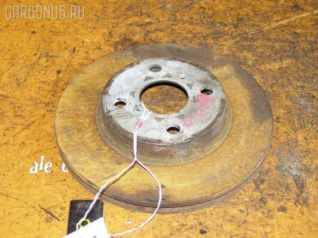 Тормозной диск TOYOTA IST NCP61. Фото 8