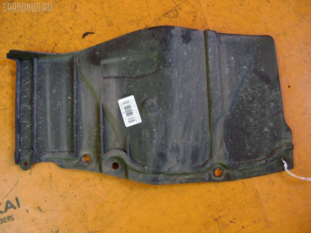 Защита двигателя TOYOTA OPA ZCT10 1ZZ-FE. Фото 4