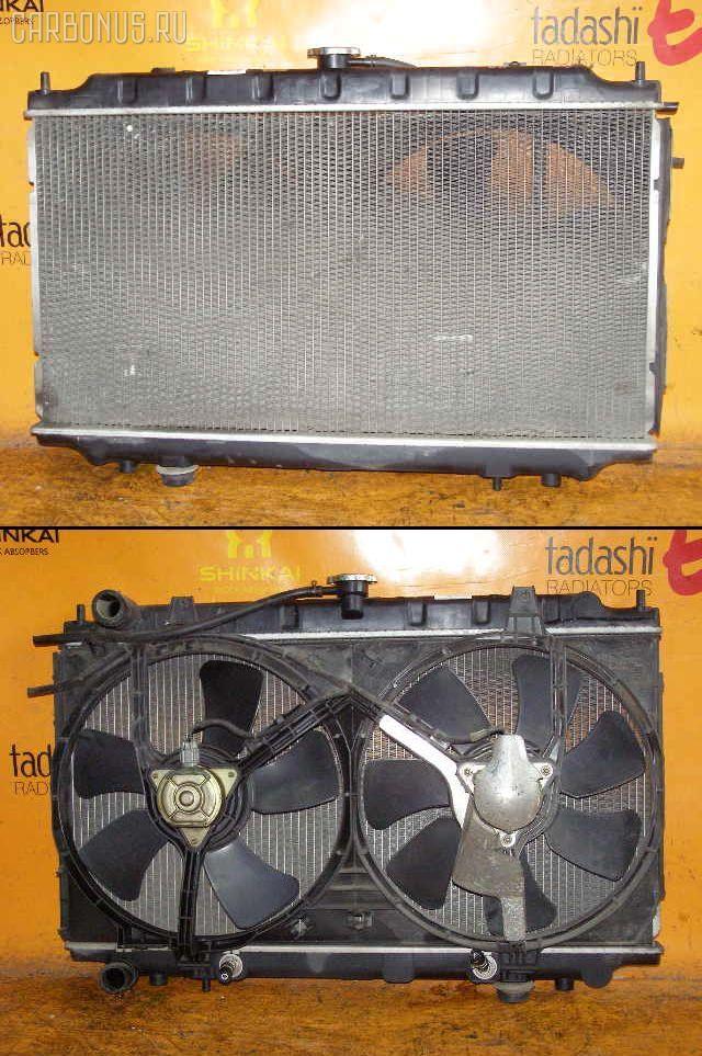 Радиатор ДВС NISSAN BLUEBIRD QU14 QG18DD. Фото 5